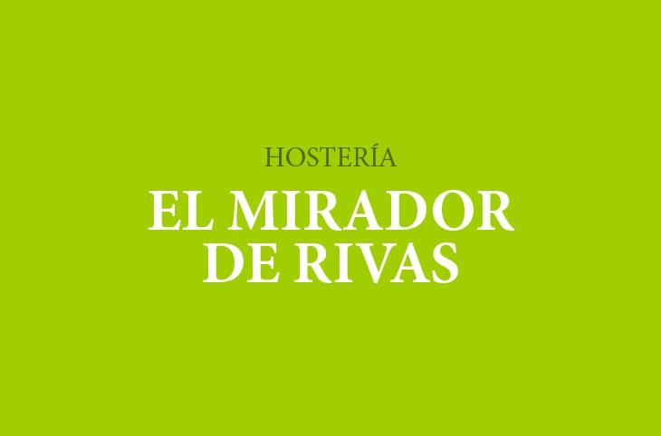HOME HOSTERIA EL MIRADOR DE RIVAS