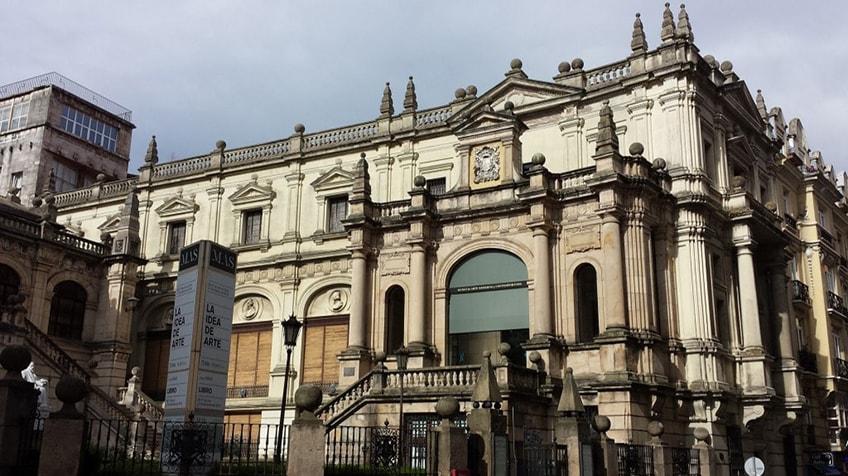 MUSEO DE ARTE MODERNO Y CONTEMPORANEO TURISMO
