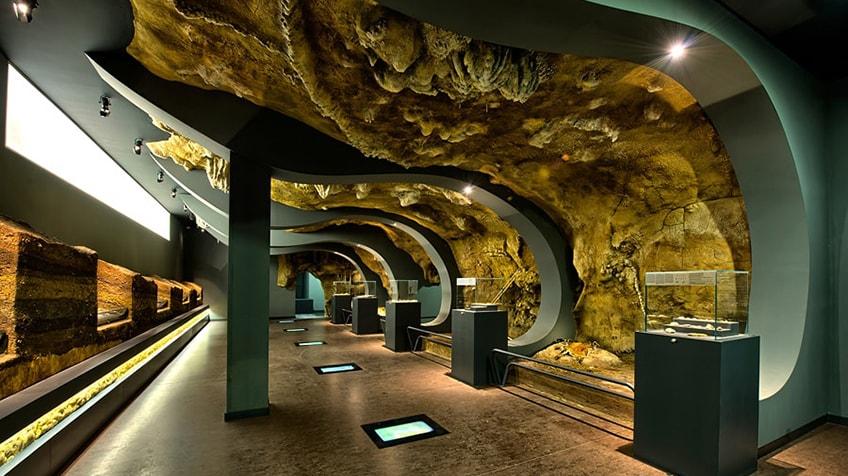 MUSEO DE PREHISTORIA Y ARQUEOLOGIA TURISMO